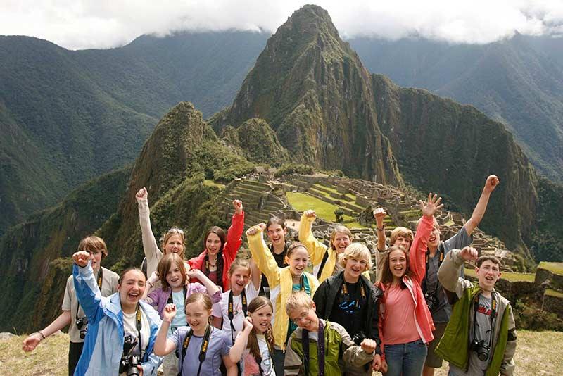 Boletos Machu Picchu para estudiantes