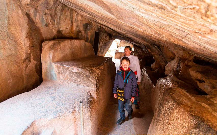 Galeria subterranea-Qenqo