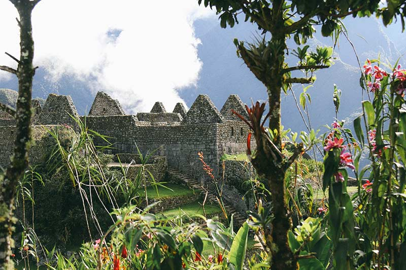 Machu Picchu en Primavera