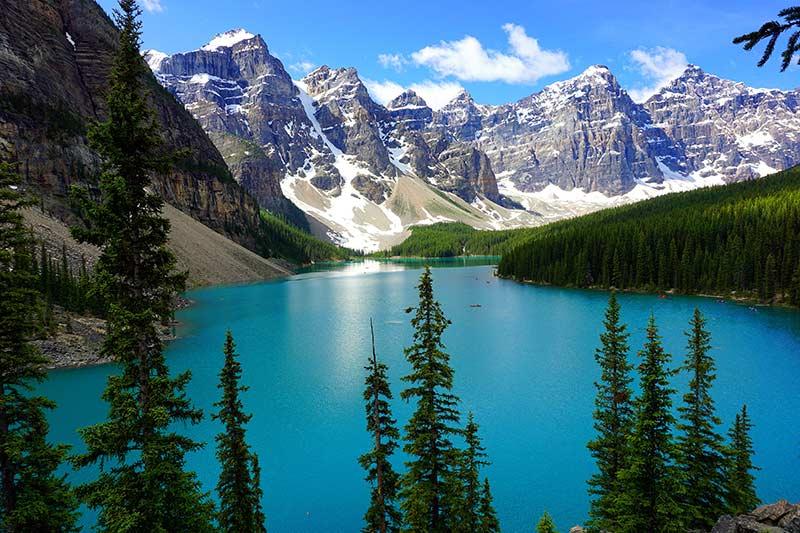 El Parque Nacional Banff