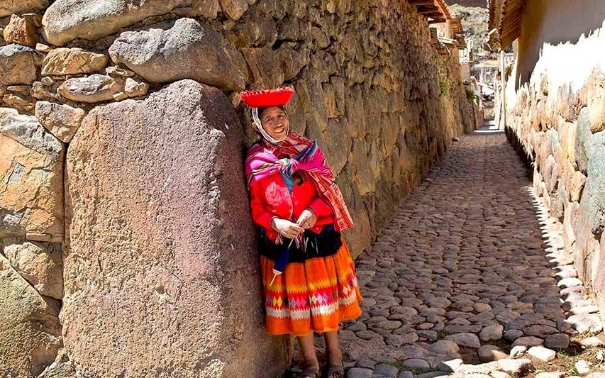 Pueblo de Ollantaytambo