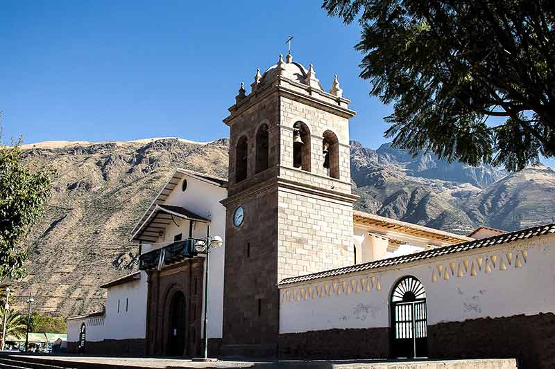 Catedral de Calca
