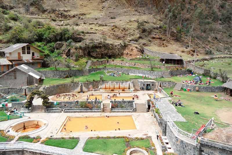 Baños termales de Lares - Calca