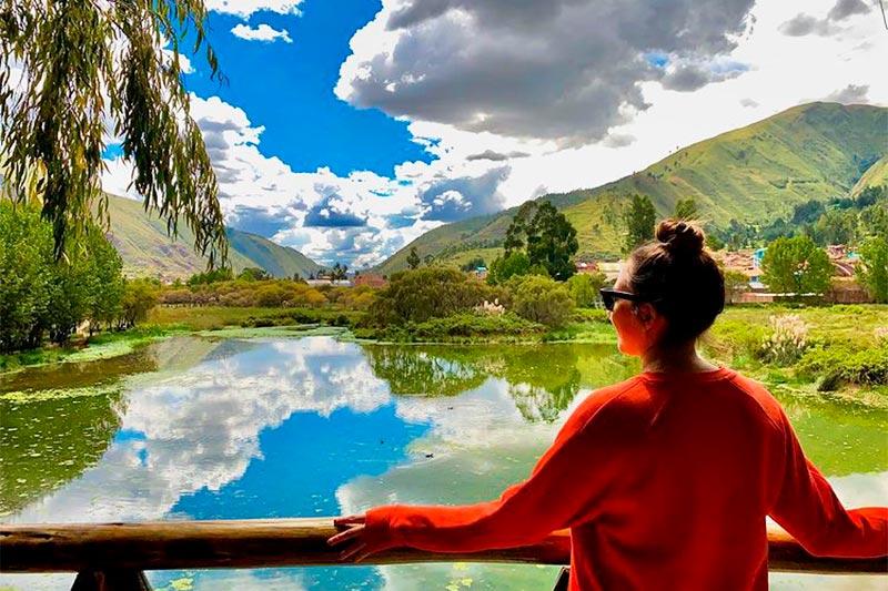 Humedal de Huasao
