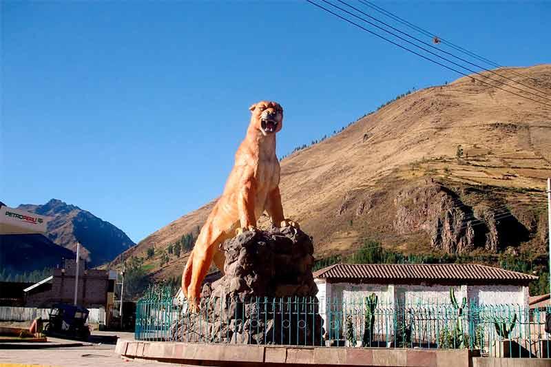 Monumento Puma - Calca