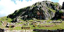 El templo de la fertilidad en Cusco