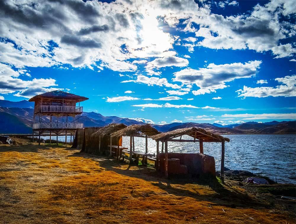 Circuit 4 lagunas Cusco