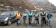 Bicicleta por el Valle Sagrado de los Incas