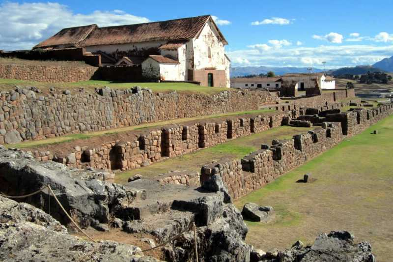 Chinchero Temple-Cusco