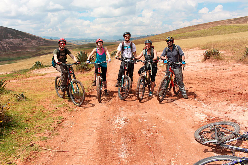 Cycling - Sacred Valley