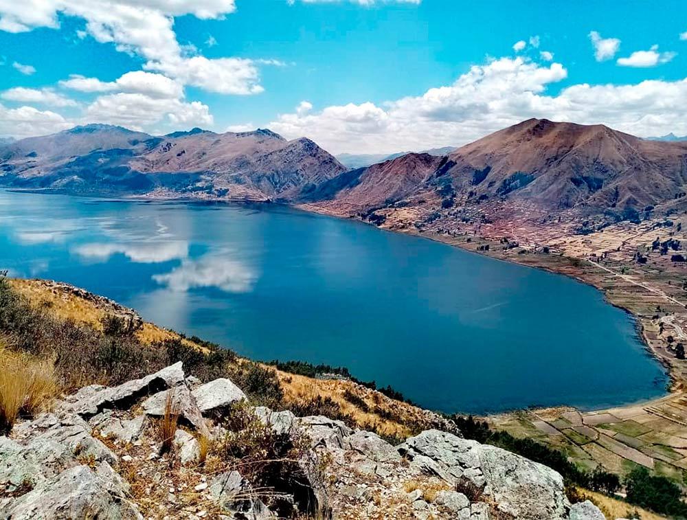 Circuit 4 lagoons Cusco