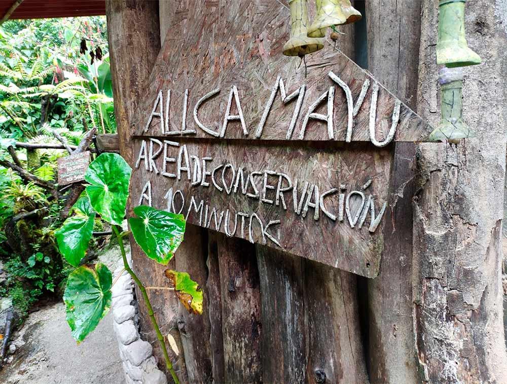 Cascadas Allcamayo
