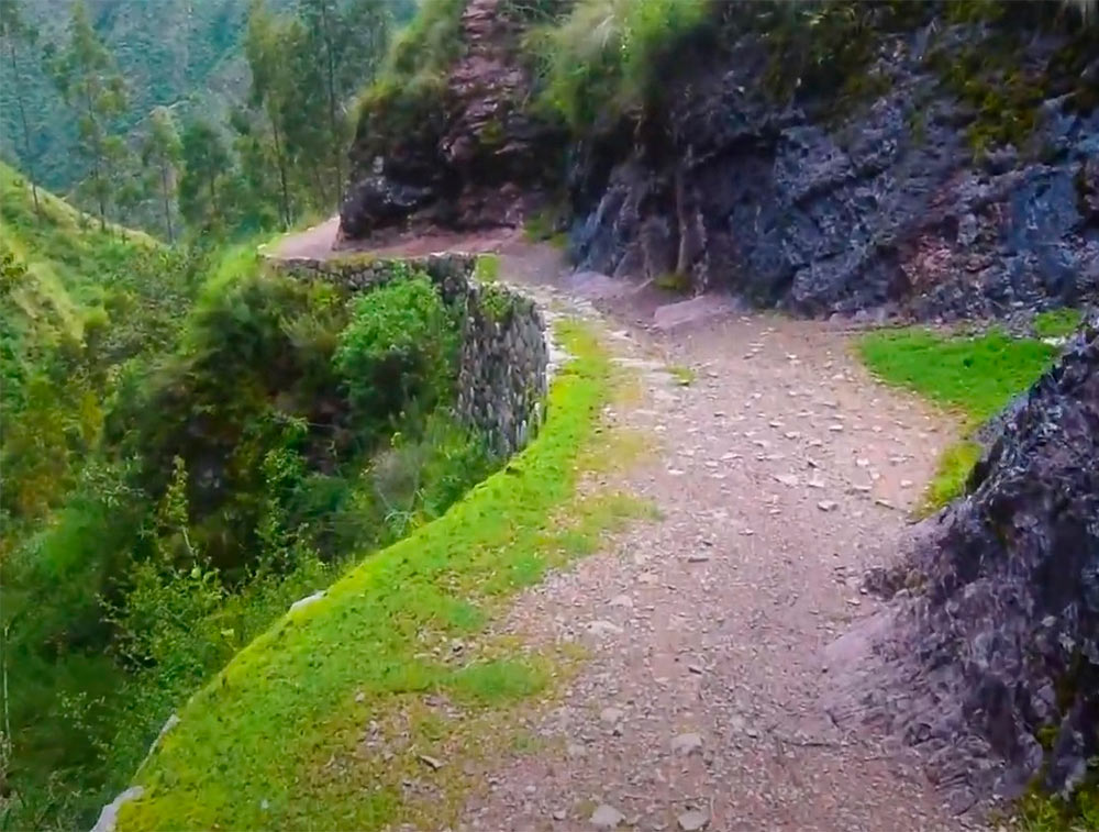 Camino Inca Chinchero - Urquillos