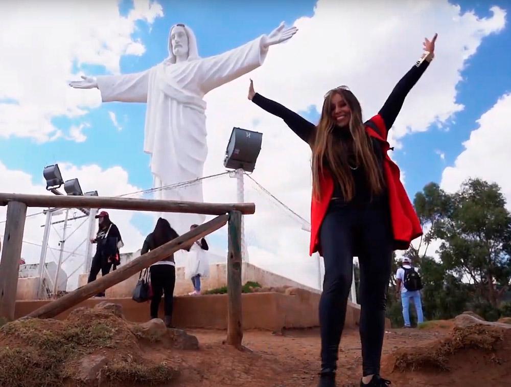 Cristo Blanco - Cusco