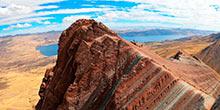 Pallay Punchu, la nueva montaña de colores del Cusco
