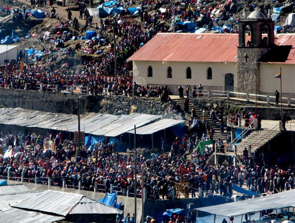Fiesta de Qoyllur Riti