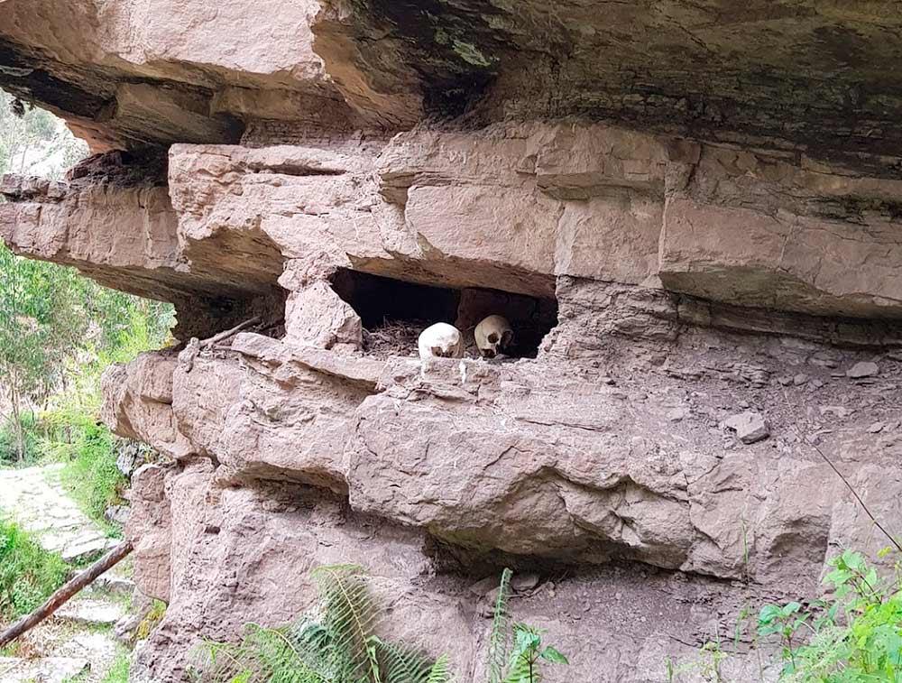 Tecsecocha cliffs