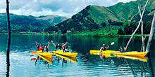 Laguna Piuray en Cusco