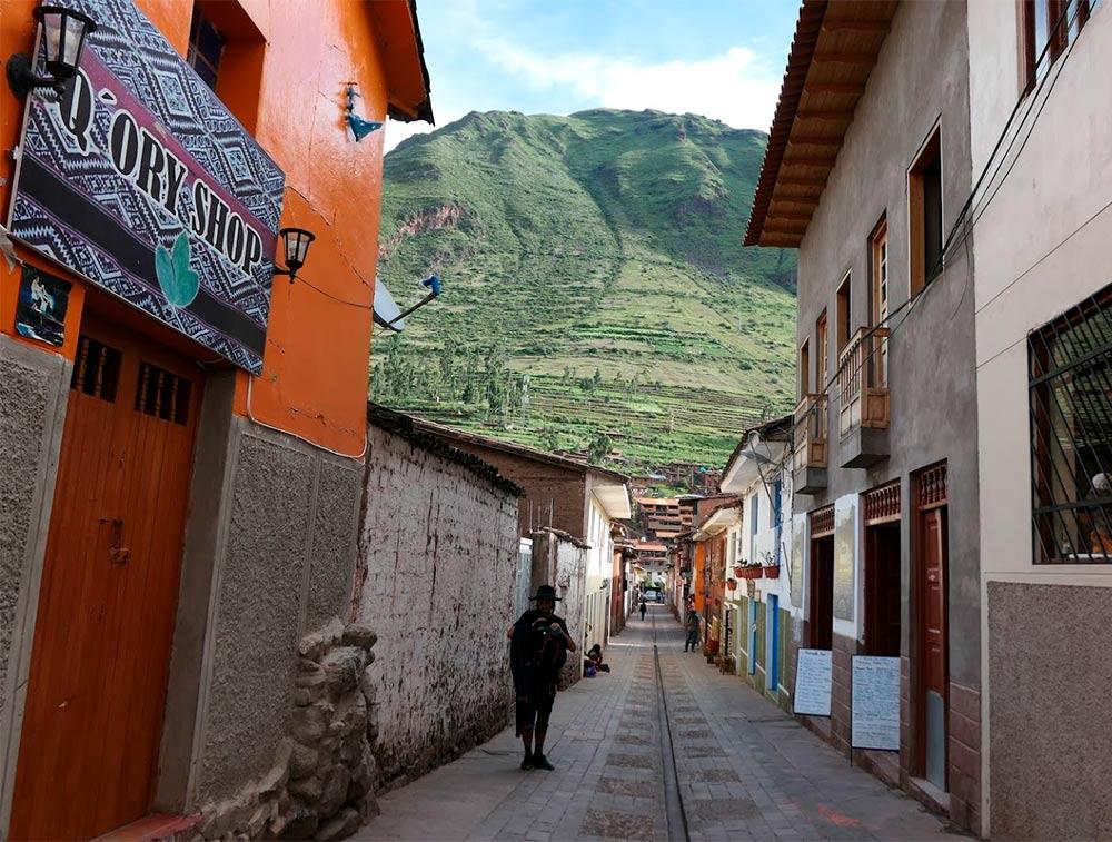 Pueblo de Pisac